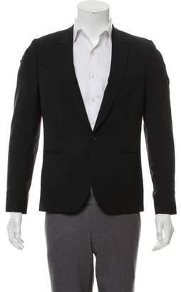 Paul Smith Wool One-Button Blazer