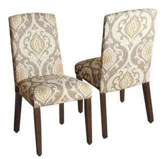 Curved Back Dining Chair Shopstyle