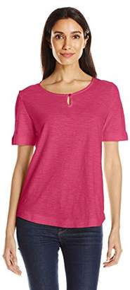 Woolrich Women's Bell Canyon Eco Rich Tee