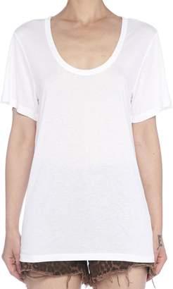 Alexander Wang 'drapey' T-shirt