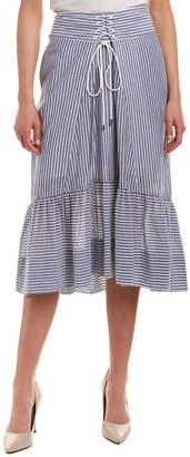 T Tahari Midi Skirt