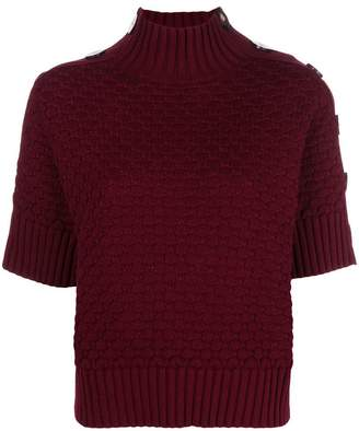See by Chloe shortsleeved knit jumper