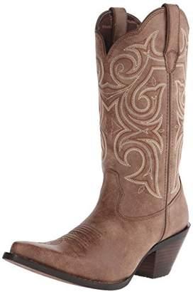 Durango Women's 11 inch Scall-Upped Crush Riding Boot