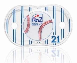 Razbaby Pacifier - Silicone - Orthodontic - 0-36 Months (Pack of 18)