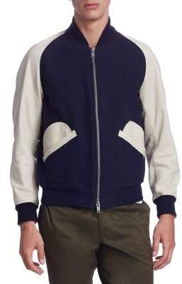 Kent & Curwen Langley Raglan Sleeve Jacket