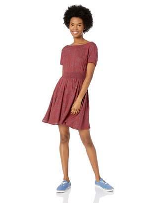 Roxy Junior's Wayag Guide Party Dress, L