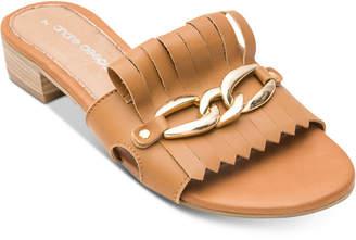 Andre Assous Vivien Slide Sandals