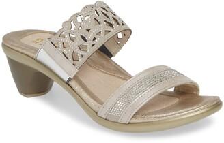Naot Footwear Contempo Slide Sandal