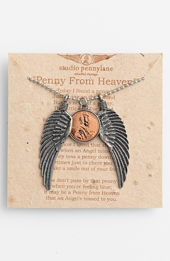 Studio Penny Lane 'Penny from Heaven' Necklace