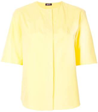 Jil Sander Navy relaxed-fit shirt