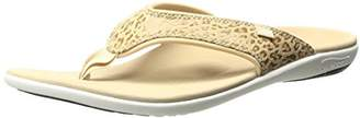Spenco Women's Yumi Cheetah Sandal