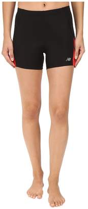 New Balance Accelerate Fitted Shorts Women's Shorts