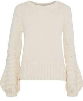 MiH Jeans Leeson Cotton Sweater