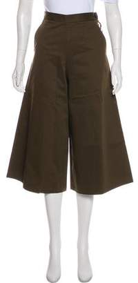 Mo&Co. Edition High-Rise Wide-Leg Pants w/ Tags