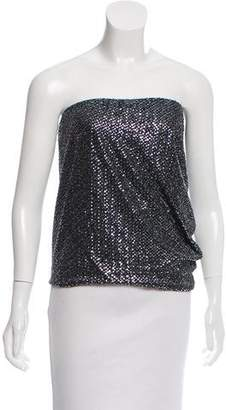 Theory Sequin Sleeveless Top