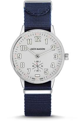 Jack Mason Field NATO Strap Watch, 38mm