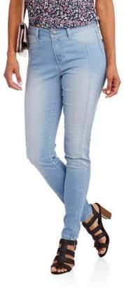 Nevermind Women's Decadent Front Seam Skinny Jean