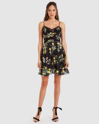 Cooper St Limon Mini Dress