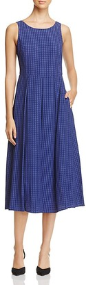Armani Collezioni Printed Dress $1,095 thestylecure.com