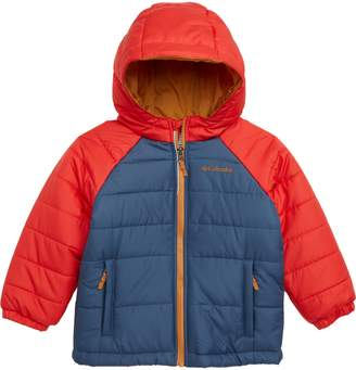 Columbia Tree Time Water Resistant Puffer Jacket