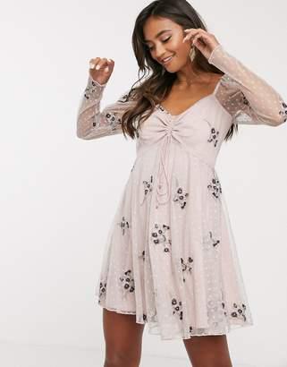 Keepsake Oasis mini dress