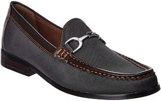 Donald J Pliner Torrence King Leather Loafer