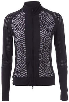 Monreal London Printed Mesh Featherweight Jacket