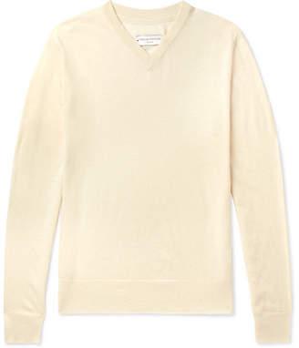 Officine Generale Cashmere Sweater