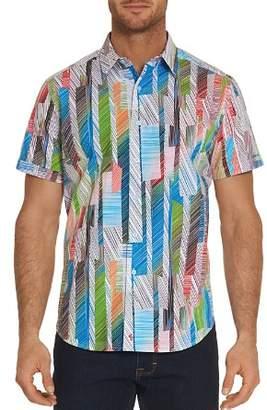 Robert Graham Sand Dollar Regular Fit Button-Down Shirt - 100% Exclusive