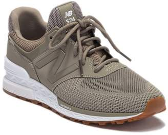 New Balance Lace-Up 574 Sneaker