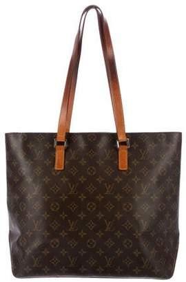 Louis Vuitton Monogram Cabas Alto Tote