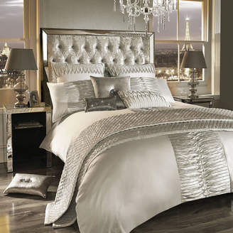 Kylie Minogue at Home - Atmosphere Duvet Cover - Ivory - Super King