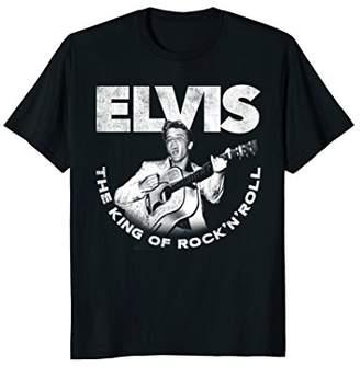 Elvis Presley the kind of rock hound dog T-shirt