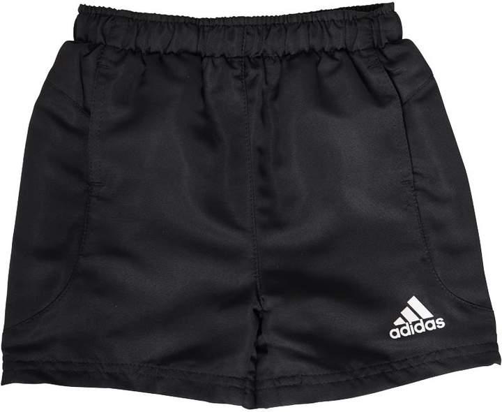 Infant Boys Prem Chelsea Shorts Black/White
