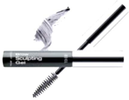 Ardell (3 Pack Brow Sculpting Gel Almost Black