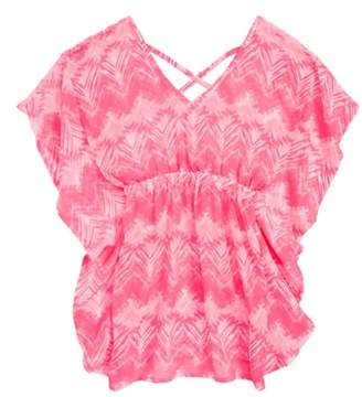 Miken Clothing Tie Dye Cover-Up