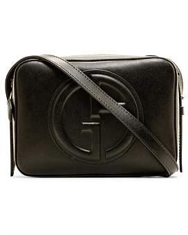 Giorgio Armani Logo Camera Bag