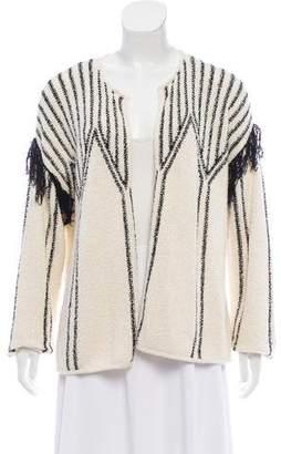 Ulla Johnson Striped Knit Cardigan