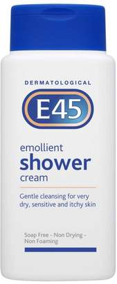 E45 Shower Cream for Dry Skin & Sensitive Skin - 200ml
