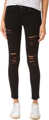 AG Super Skinny Legging Ankle Jeans $198 thestylecure.com