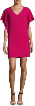 Trina Turk Noble V-Neck Dress