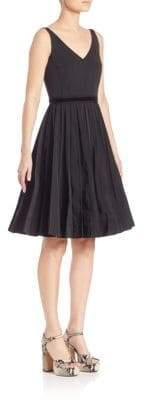 Marc Jacobs Sleeveless V-Neck Dress