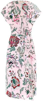 Tory Burch Floral-printed dress