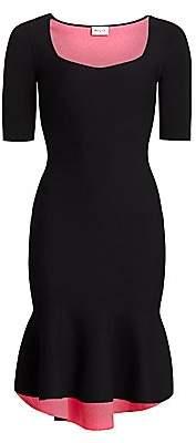 Milly Women's Bodycon Sweetheart Dress