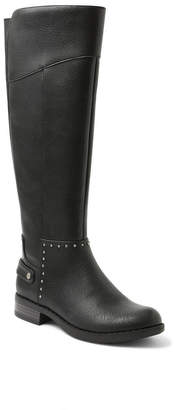 XOXO Seabrook Studded Tall Riding Boots Women's Shoes