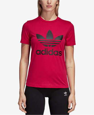 adidas Cotton Logo T-Shirt
