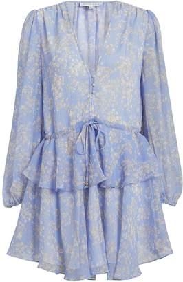 Shona Joy Emilia Peplum Mini Dress