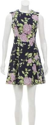 Rag & Bone Floral Sleeveless Dress