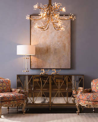 John-Richard Collection Karrah Mirrored Console