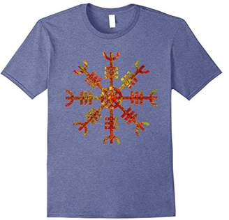 Helm Of Awe Viking Runes T-shirt